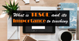 What is TESOL